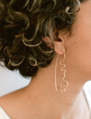 Matisse gold hoops