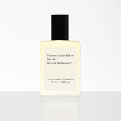 maison louis marie roll-on perfume oil in bois de balincourt scent