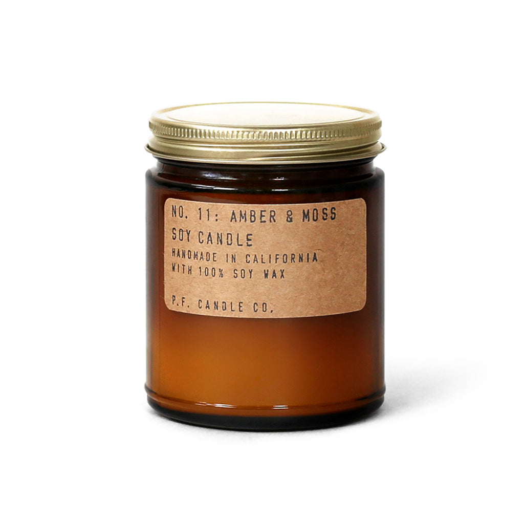 pf candle co no. 11 / amber & moss candle