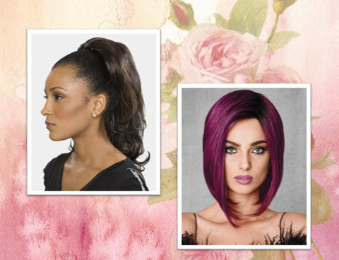 Romantic Hairstyles - Classic and Modern
