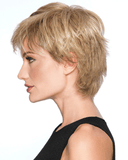 Spiky Cut - Short Shag Wig