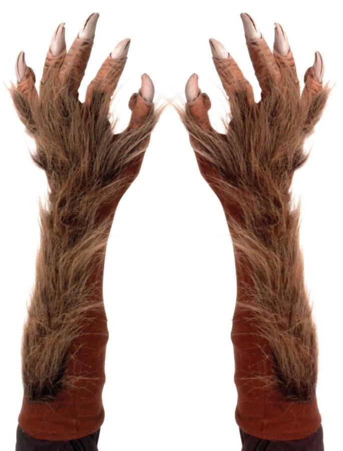 Morris Wolf Gloves - MaxWigs