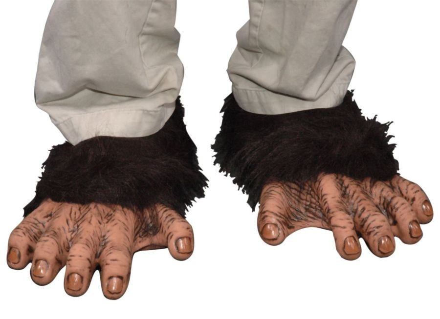 Morris Chimp Feet - MaxWigs