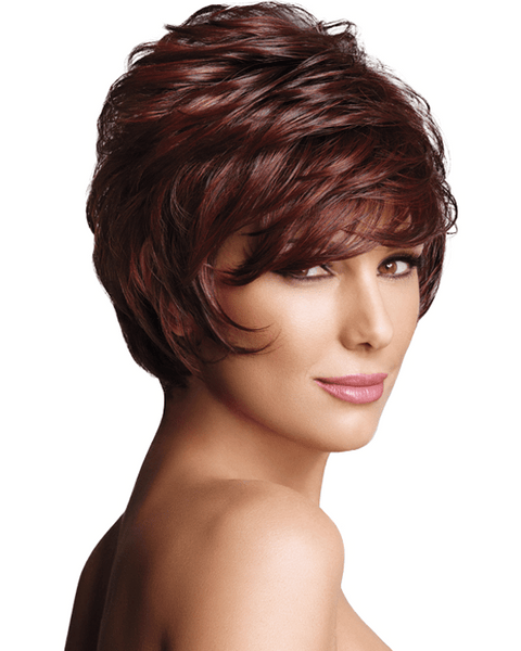 LuxHair New Angle Daisy Fuentes WOW Heat Friendly LuxHair - MaxWigs