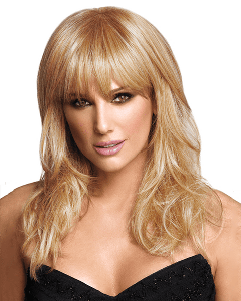 LuxHair Temptress Daisy Fuentes WOW Heat Friendly LuxHair - MaxWigs