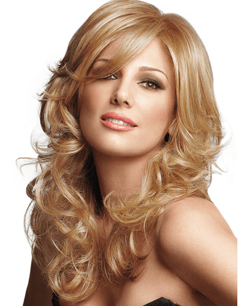LuxHair Long & Luscious Daisy Fuentes WOW Heat Friendly LUXhair - MaxWigs