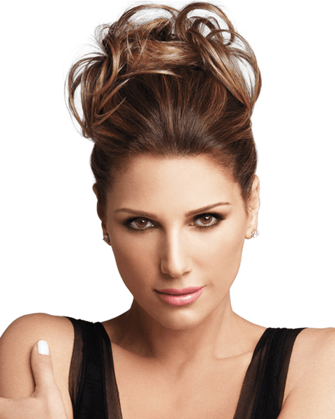 LuxHair Tousled Twist Daisy Fuentes WOW Hairpiece LuxHair - MaxWigs