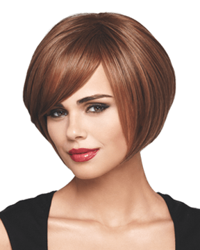 LuxHair Angle Bob Daisy Fuentes WOW Heat Friendly LuxHair - MaxWigs