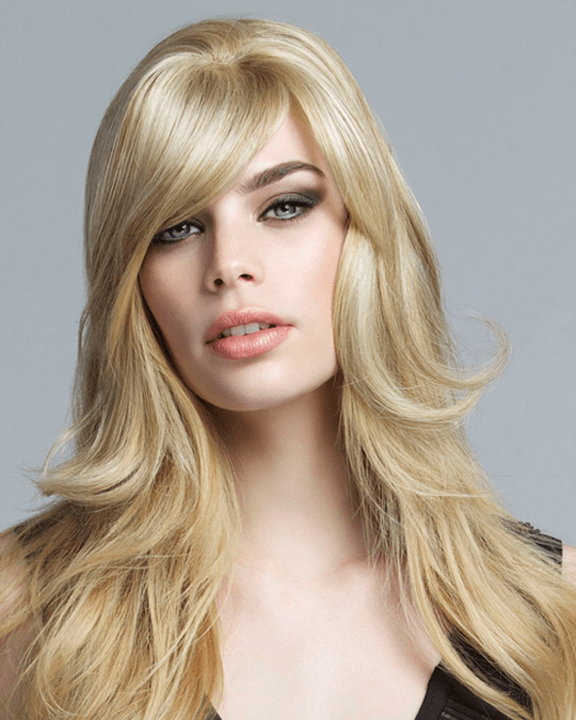 feather light fringe clip in bang tabatha coffey how monofilament