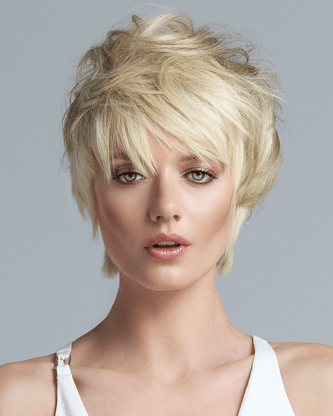 LuxHair Short Top Volumizeing Extension Tabatha Coffey HOW Hand Tied LuxHair - MaxWigs