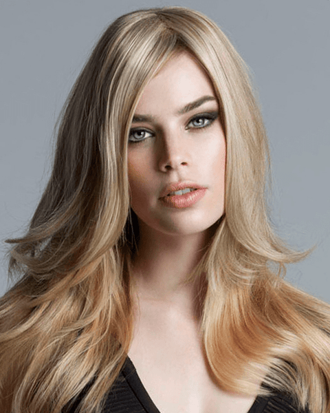 LuxHair Long Top Volumizing Extension Tabatha Coffey HOW Hand Tied LuxHair - MaxWigs