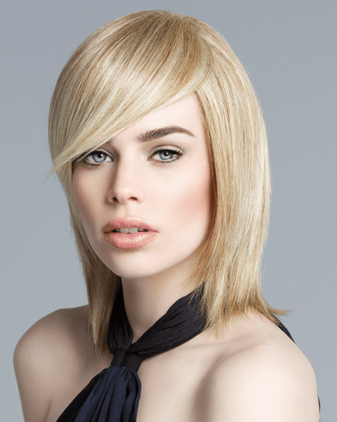 LuxHair Smooth Shag Lace Front Tabatha Coffey HOW Heat Friendly LuxHair Revlon - MaxWigs