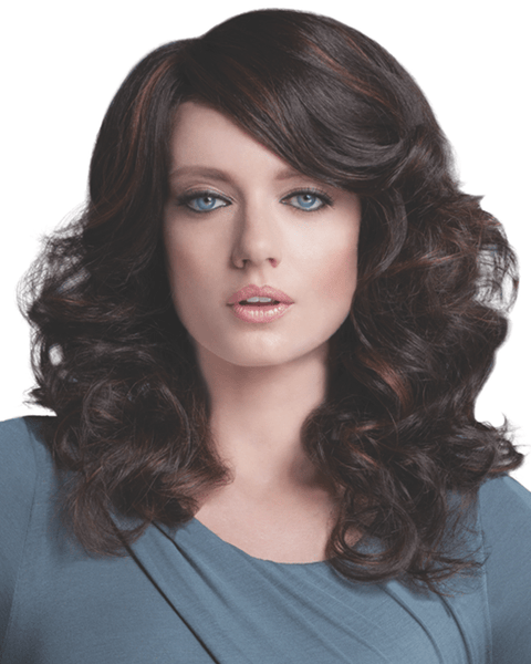 LuxHair Voluminous Waves Lace Front - MaxWigs