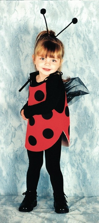 Morris Lady Bug My 1st Costume - MaxWigs