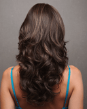 Noriko Avery Long Wavy Layers - MaxWigs