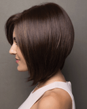 Hailey Long Layered Bob