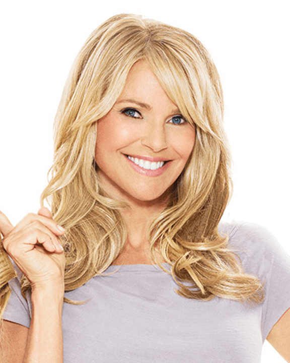 "Christie Brinkley 16"" Hair Extension by Christie Brinkley - MaxWigs"