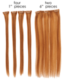 "20"" easiXtend Elite Remy Human 8 pc Clip In by EasiHair Hair Extensions"