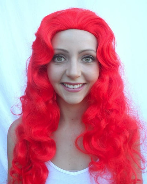 "Lacey Costume 340 Theatrical 36"" Long Wavy CLEARANCE - MaxWigs"