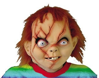 Morris Chucky Seed Of Latex Mask - MaxWigs