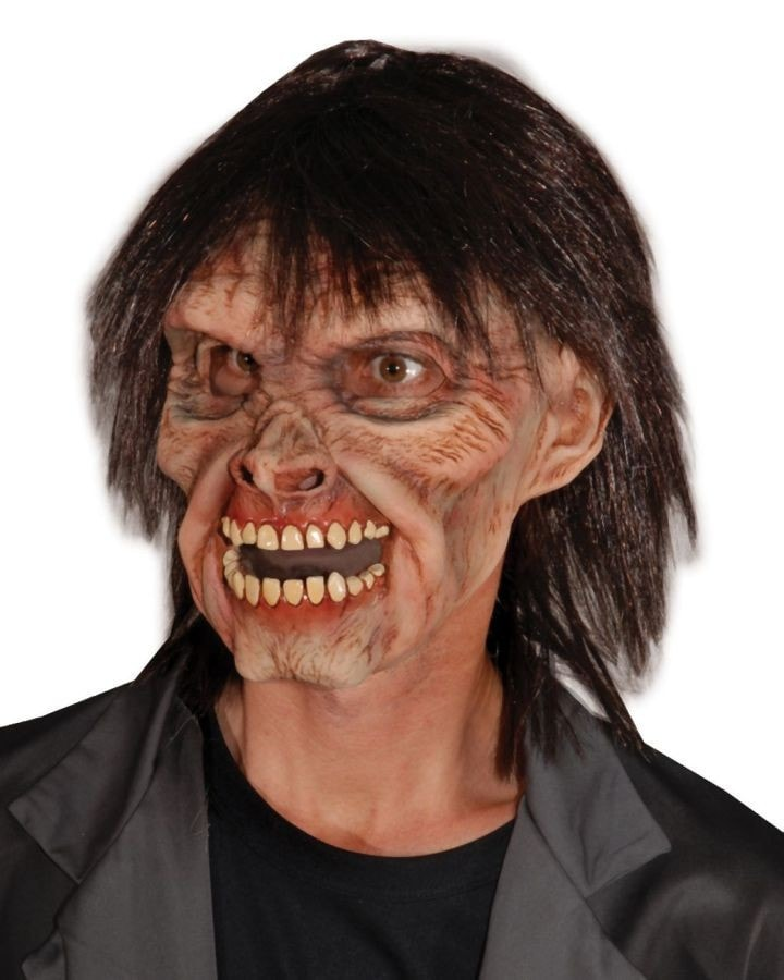 Morris Mr Living Dead Latex Mask - MaxWigs
