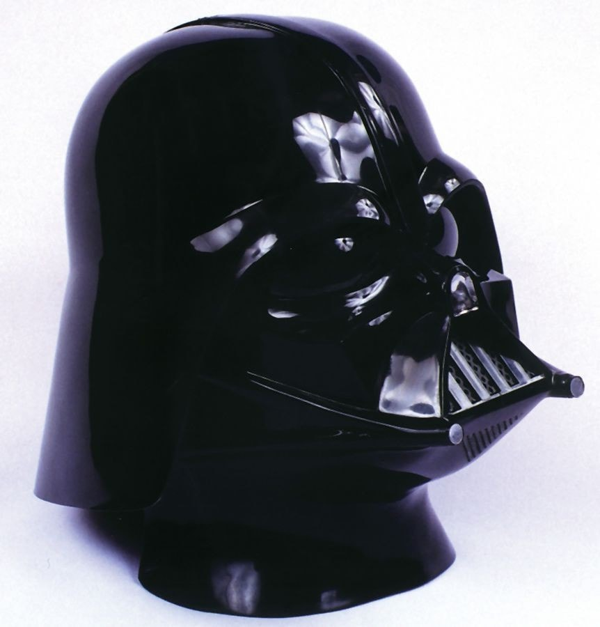 Morris Darth Vader 2 Pc Mask - MaxWigs