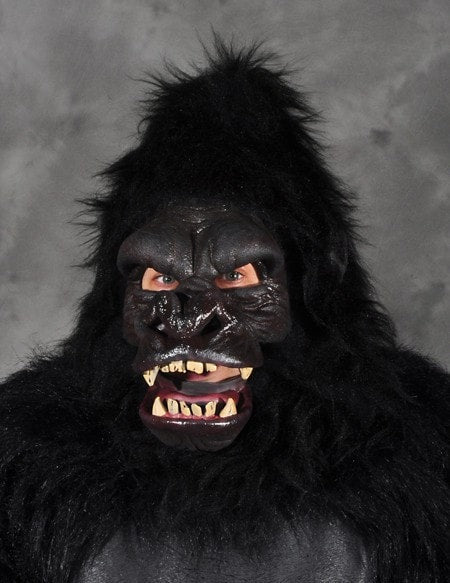Morris Tree Hugger Mask Gorilla - MaxWigs