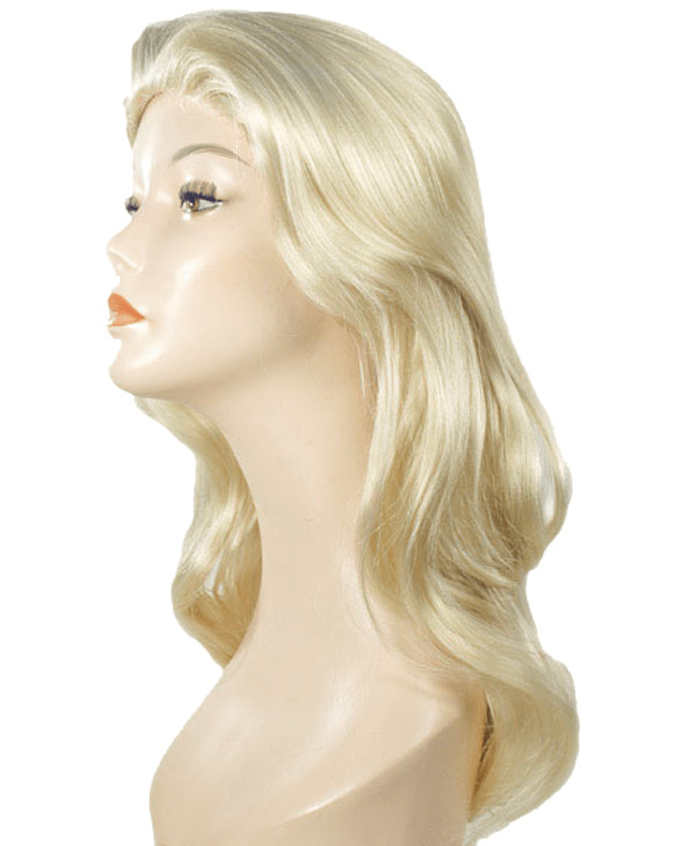 Lacey Costume Bargain Version Classic Alice in Wonderland Disney Wig - MaxWigs