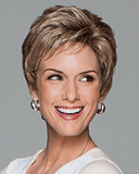 Eva Gabor Acclaim - Short Wavy Layers - MaxWigs