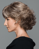 Eva Gabor Affluence - Curly Hand Tied Monofilament - MaxWigs