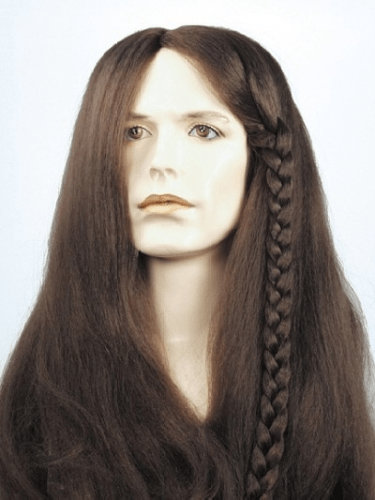Lacey Costume Braveheart Scottish Warrior CLEARANCE - MaxWigs