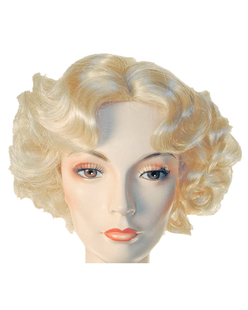 Lacey Costume Breathless Madonna Marilyn Monroe Dick Tracy Wig CLEARANCE - MaxWigs