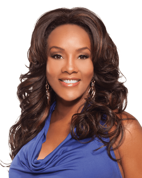 Vivica Fox Bright V - Hand Made Lace Front - MaxWigs