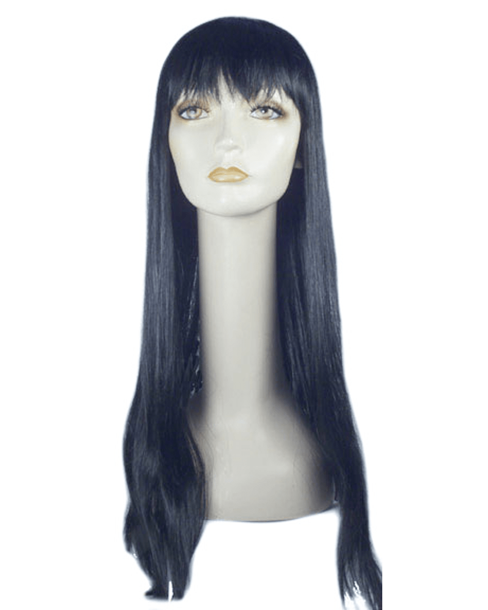 Lacey Costume Cher with Bangs Bargain Version - MaxWigs