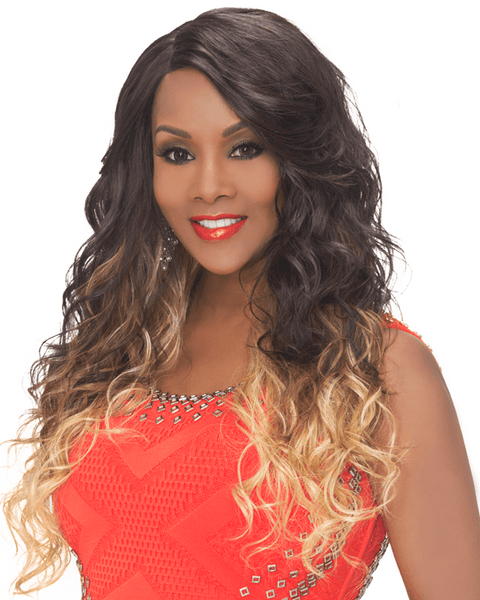 Vivica Fox Corinne - Deep Lace Front - MaxWigs