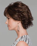 Eva Gabor Carte Blanche - Classic Fluff Hand Tied Lace Front - MaxWigs