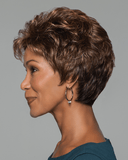 Eva Gabor Cheer - Classic Short Curly Razor Cut - MaxWigs