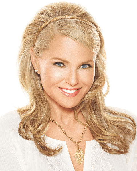 Christie Brinkley Corinthian Headband - MaxWigs