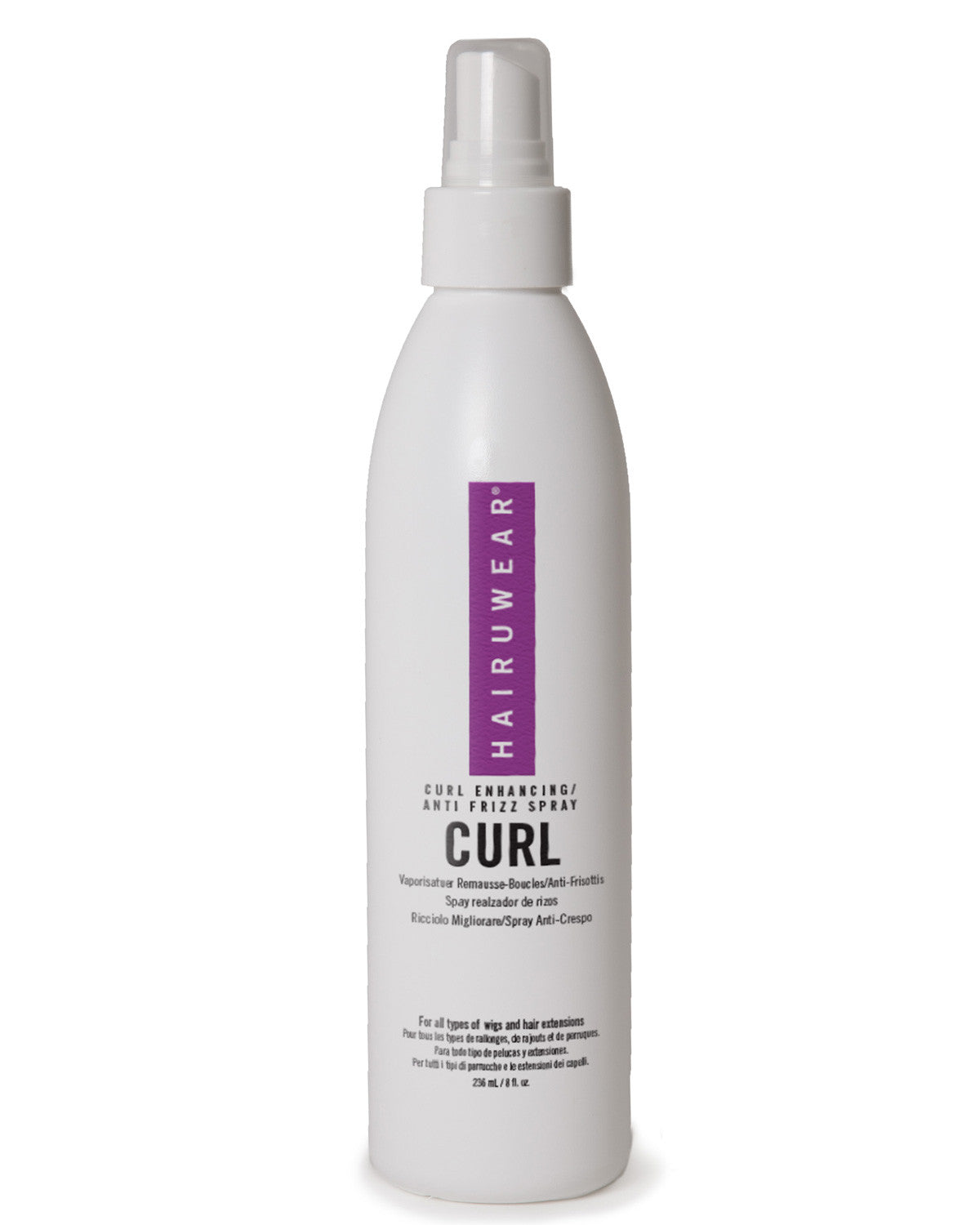 Curl - Enhancing Pump Spray