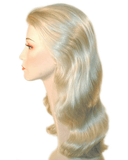 Lacey Costume Discount Veronica Lake 1940s Movie Star CLEARANCE - MaxWigs