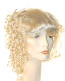 Lacey Costume Bargain Dolly Parton Blonde - MaxWigs