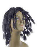 Lacey Costume Short Dreadlock - MaxWigs