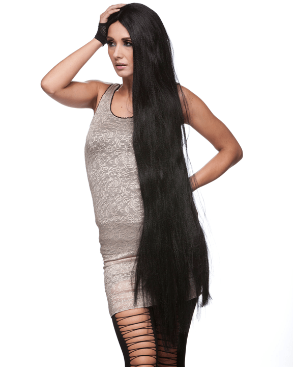 Sepia Deluxe Witch - MaxWigs