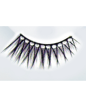 Sepia Black Eyelash D102 - MaxWigs