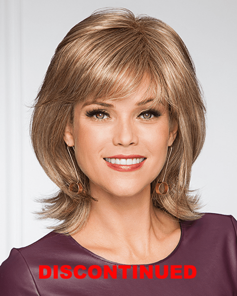 Eva Gabor Devotion - Full Bang Layered Waves - MaxWigs