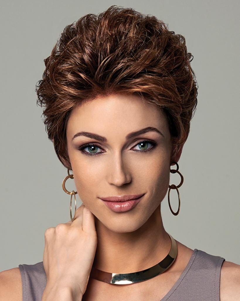 Limited Edition - Lace Front Short Cut by Eva Gabor Wigs