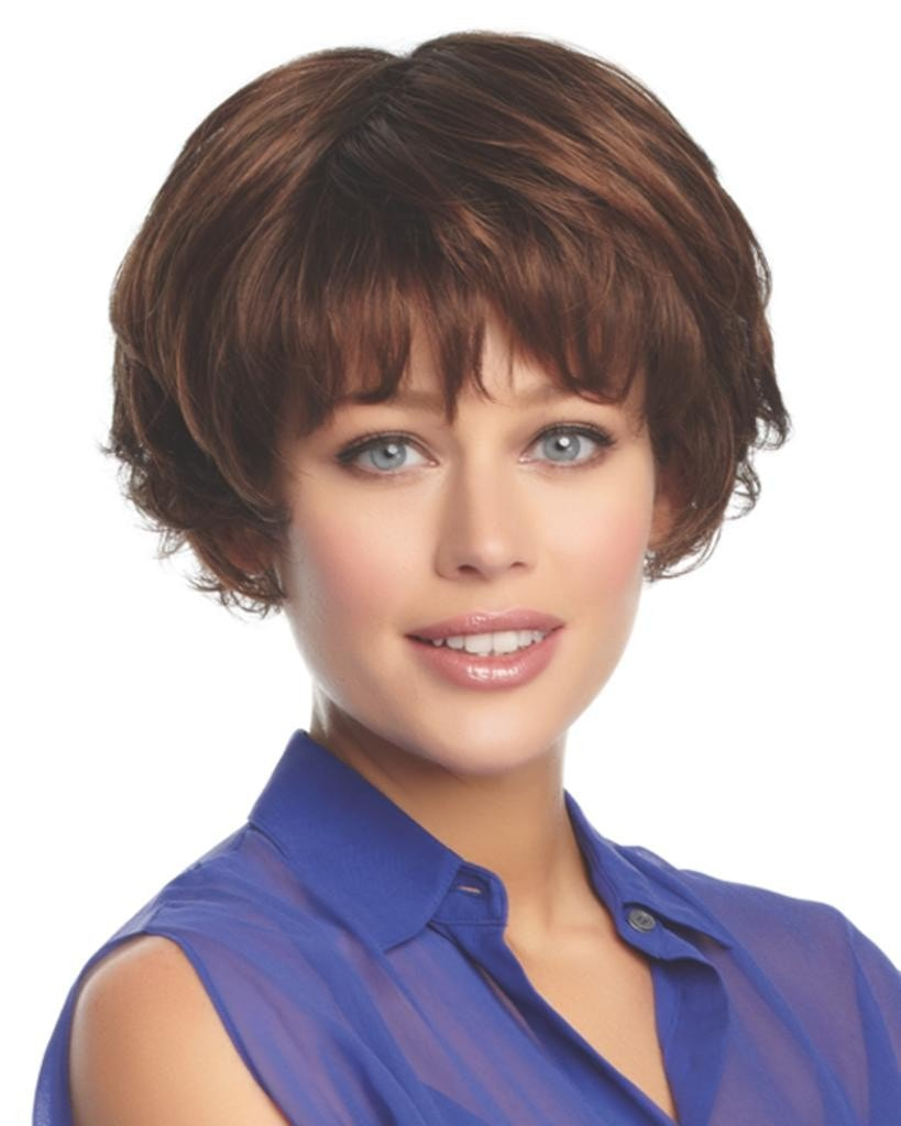 Prosperity - Chic Short Bob Monofilament by Eva Gabor Wigs