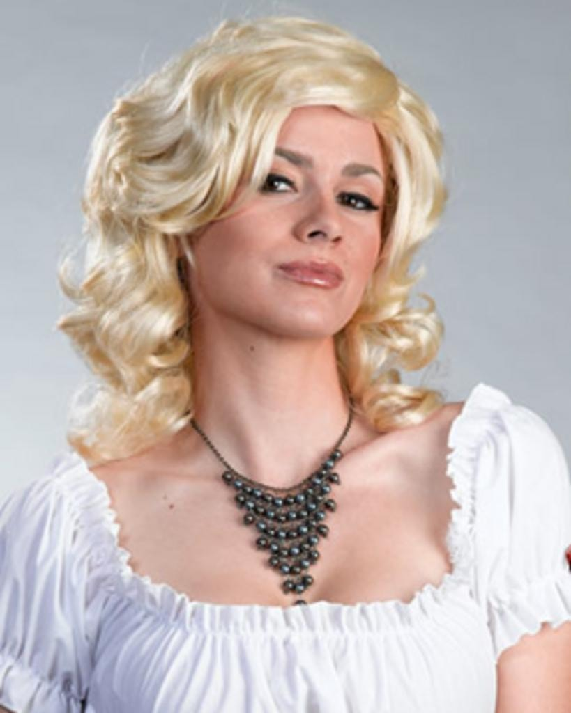 Dolly Parton Modern CLEARANCE by Enigma Costume Wigs