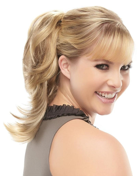 Breathless - Ponytail Claw Clip Attachment Reversible by EasiHair Hairpieces