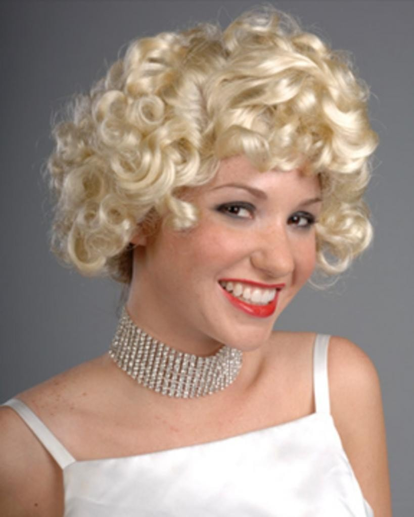 Marilyn Monroe by Enigma Costume Wigs
